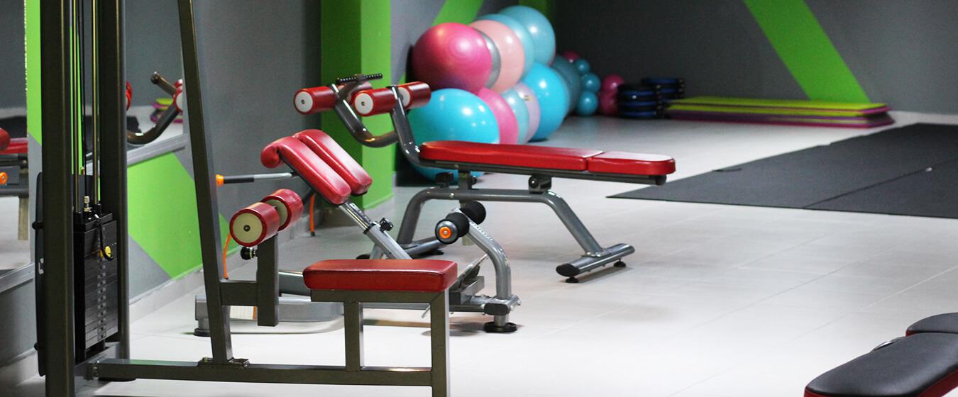 Step-Aerobic spor salonu